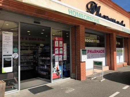 Pharmacie de Roquettes,ROQUETTES