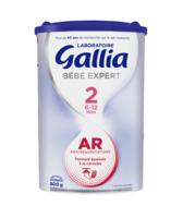 GALLIA BEBE EXPERT AR 2 Lait en poudre B/800g à ROQUETTES