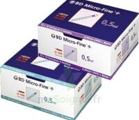 BD MICRO - FINE +, 0,3 mm x 8 mm, bt 100 à ROQUETTES