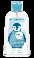 ABCDERM H2O Solution sans rinçage nettoyante bébé Fl pompe/1L à ROQUETTES