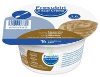 Fresubin 2kcal Crème sans lactose Nutriment cappuccino 4 Pots/200g à ROQUETTES