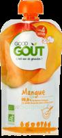 Good Goût Alimentation infantile mangue Gourde/120g à ROQUETTES