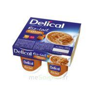 DELICAL RIZ AU LAIT Nutriment caramel pointe de sel 4Pots/200g à ROQUETTES