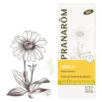 PRANAROM Huile de macération bio Arnica 50ml à ROQUETTES