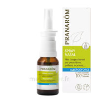 PRANAROM ALLERGOFORCE Spray nasal à ROQUETTES