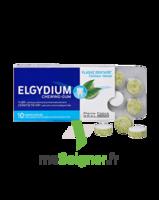 Elgydium Antiplaque Chew gum B/10 à ROQUETTES