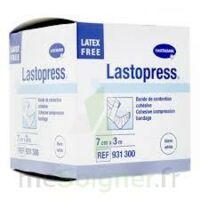 Lastopress® bande de compression cohésive 7 cm x 3 mètres - coloris blanc à ROQUETTES