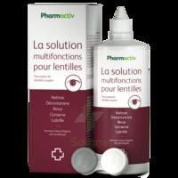 Pharmactiv Solution lentilles multifonctions Fl/100ml à ROQUETTES