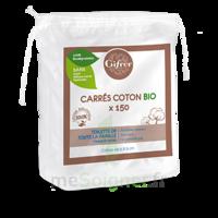 Gifrer Carré coton bio Sachet/150 à ROQUETTES