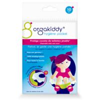 Orgakiddy Protège-cuvette toilettes XL Pochette/10 à ROQUETTES