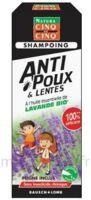 Cinq sur Cinq Natura Shampooing anti-poux lentes lavande 100ml à ROQUETTES