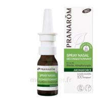 Aromaforce Solution Nasale Dégage Le Nez 15ml à ROQUETTES