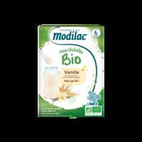 Modilac Céréales Farine vanille dès 6 mois B/250g à ROQUETTES