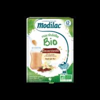 Modilac Céréales Farine cacao vanille dès 12 mois B/250g à ROQUETTES