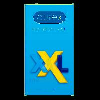 DUREX COMFORT XXL Préservatif lubrifié B/10 à ROQUETTES