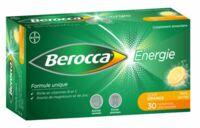 BEROCCA ENERGIE Comprimés effervescents orange B/30 à ROQUETTES